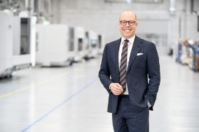 Carsten Liske, new Chief Executive Officer of CHIRON Group SE, will be responsible for the Operations Division going forward, as well as for certain overseas subsidiaries.